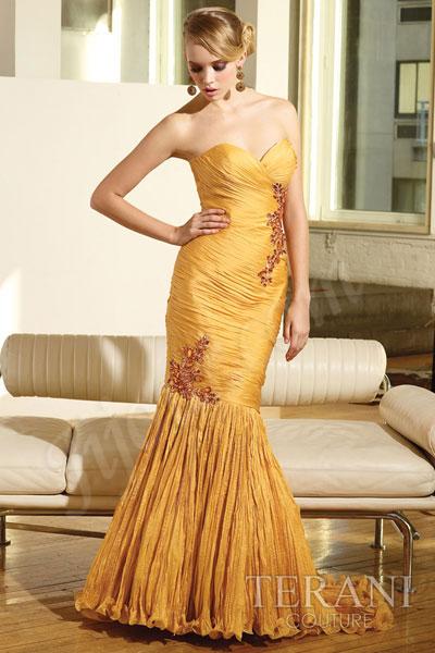 Вечірні сукні 2013 - фото 8