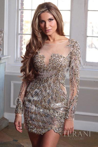 Вечірні сукні 2013 - фото 52