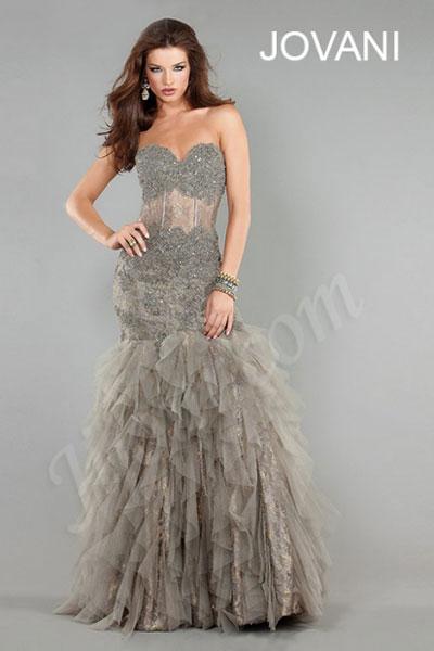 Вечірні сукні 2013 - фото 24