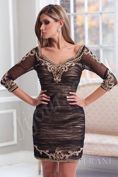 Вечірні сукні 2013 - фото 54