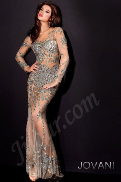 Вечірні сукні 2013 - фото 86