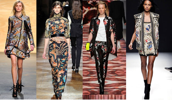 Мода весна 2013 - фото 20
