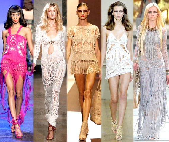Мода весна 2013 - фото 10