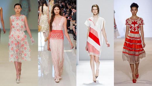 Мода весна 2013 - фото 24