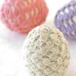 Пасхальні яйця своїми руками - фото 17