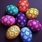 Пасхальні яйця своїми руками - фото 29