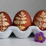 Пасхальні яйця своїми руками - фото 31