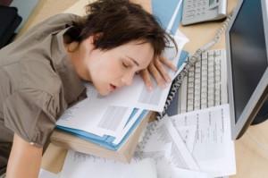 Як зняти втому