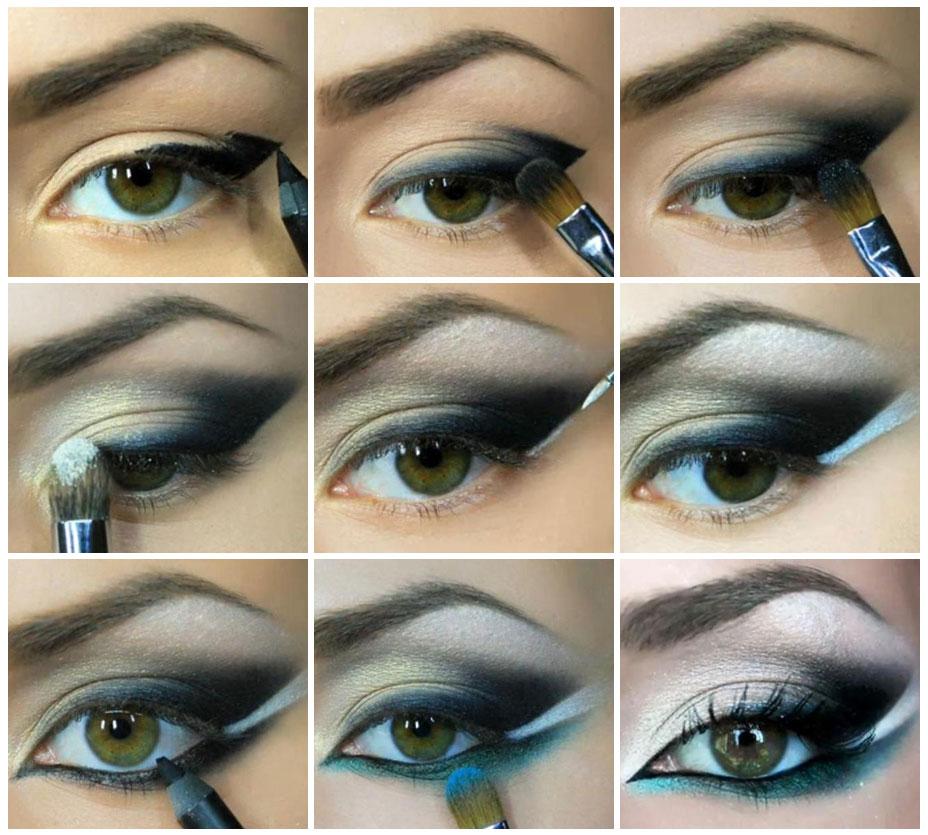 Як робити макіяж 1