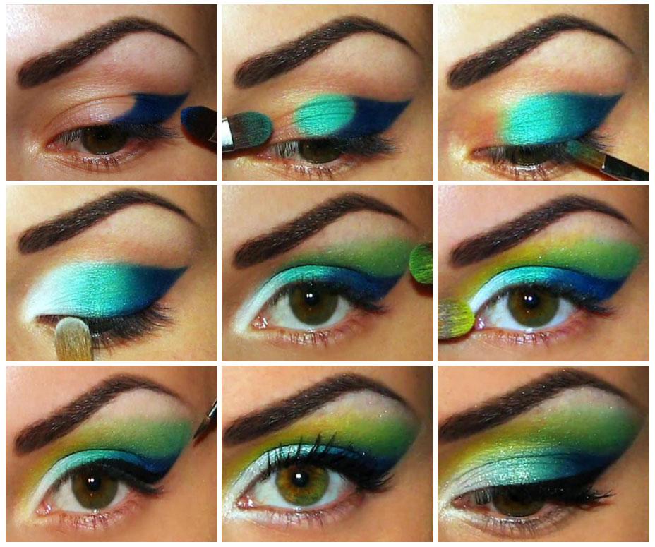 Як робити макіяж 5