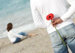 Чоловіки схильні до романтики більше ніж жінки