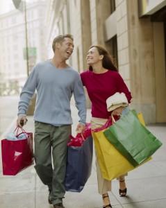 Найкращим ліками від стресу є шопінг