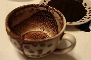 Ворожіння на кавовій гущі