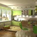Фен - шуй на кухні