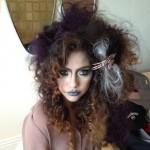 Зачіски на Хеллоуїн - фото 13