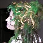Зачіски на Хеллоуїн - фото 14