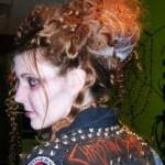 Зачіски на Хеллоуїн - фото 20