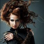 Зачіски на Хеллоуїн