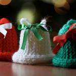 В'язані новорічні іграшки - фото 13