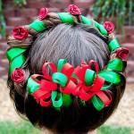 Новорічні зачіски - фото 15