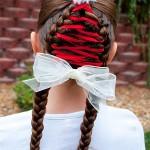 Новорічні зачіски - фото 18