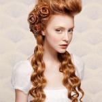 Новорічні зачіски - фото 26