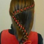 Новорічні зачіски - фото 28