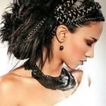 Новорічні зачіски - фото 6