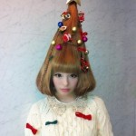 Новорічні зачіски - фото 10