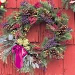 Різдвяні вінки - фото 10