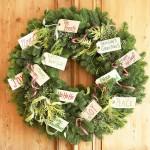 Різдвяні вінки - фото 11