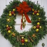 Різдвяні вінки - фото 16