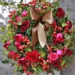 Різдвяні вінки - фото 20