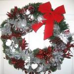 Різдвяні вінки - фото 26