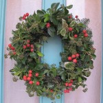 Різдвяні вінки - фото 27