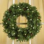 Різдвяні вінки - фото 29