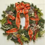Різдвяні вінки - фото 31