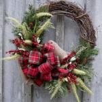 Різдвяні вінки - фото 33