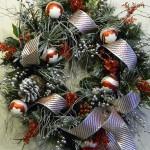 Різдвяні вінки - фото 37