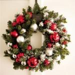 Різдвяні вінки - фото 8