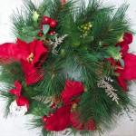 Різдвяні вінки - фото 9