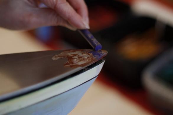 Малювання воском і праскою - фото 16