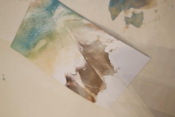 Малювання воском і праскою - фото 19