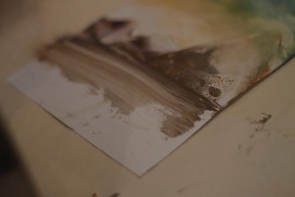 Малювання воском і праскою - фото 22