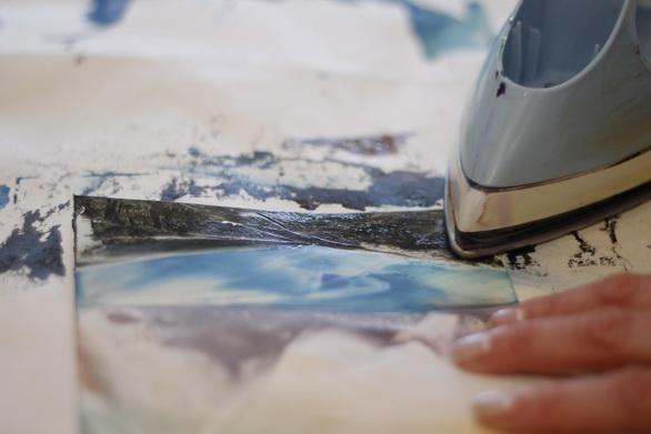 Малювання воском і праскою - фото 25