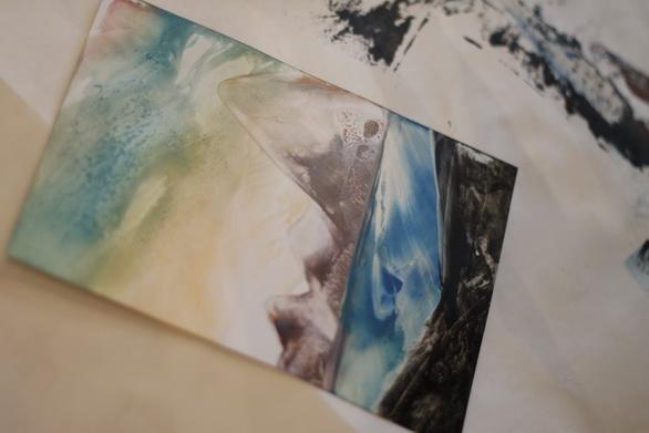 Малювання воском і праскою - фото 26