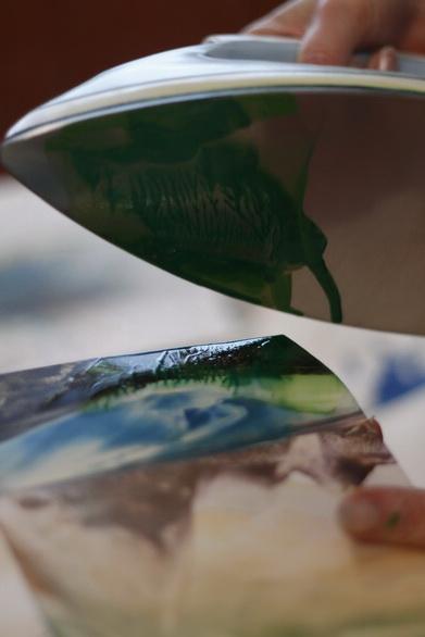 Малювання воском і праскою - фото 29
