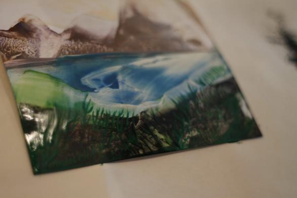 Малювання воском і праскою - фото 30