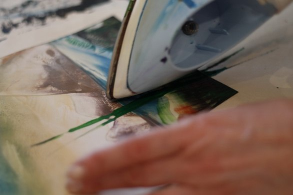 Малювання воском і праскою - фото 8
