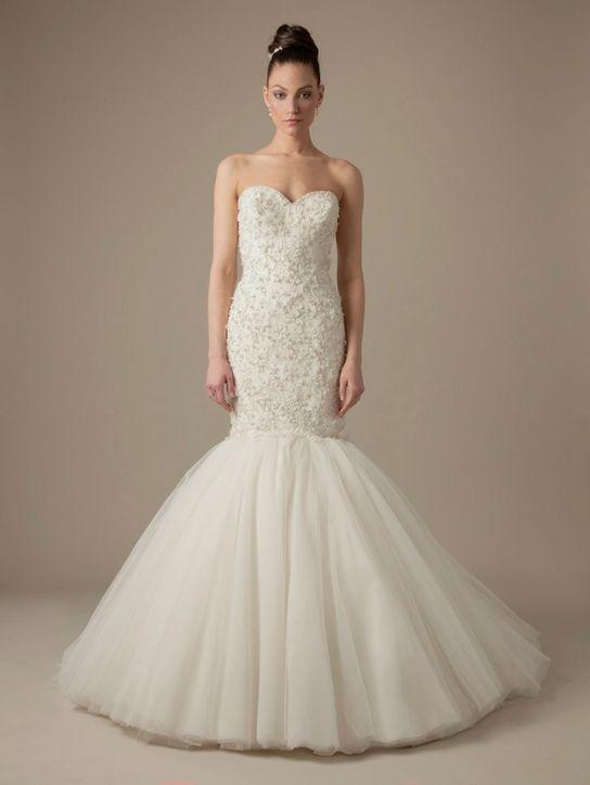 Весільні сукні 2014 - фото 10